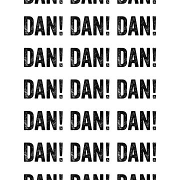 "Alan Partridge ""DAN! DAN! DAN! DAN!"" Quote by ComedyQuotes"