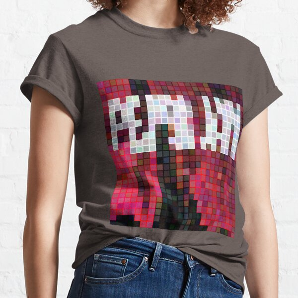 Pixelated Famous Albums - 71 of 100 Classic T-Shirt