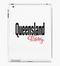 Queensland Strong Australia Raised Me iPad Case/Skin