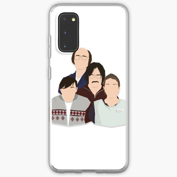 'Derek' / 'Ricky Gervais' / 'Karl Pilkington' Vector Artwork Samsung Galaxy Soft Case