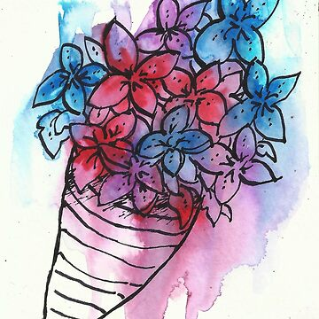 Melting Bouquet  by Kyleacharisse