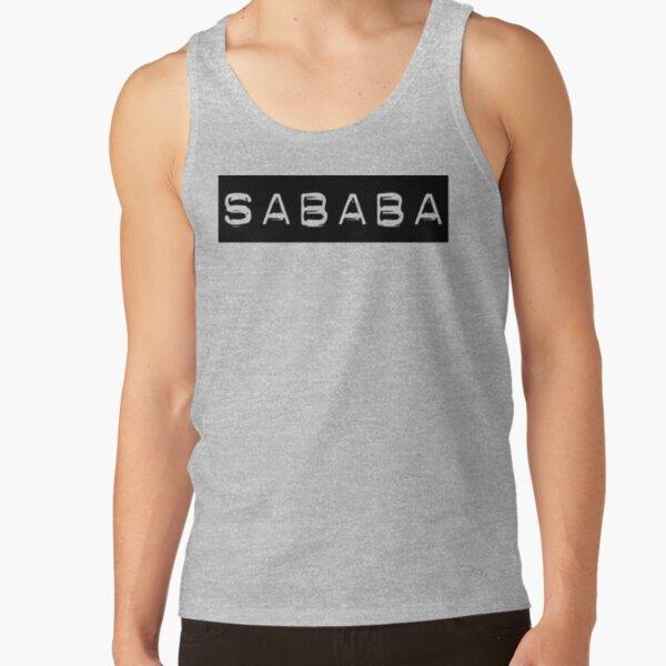 Sababa Hebrew Slang Israel Pride Tank Top