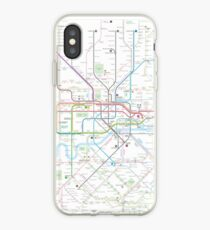 London tube map iPhone Case