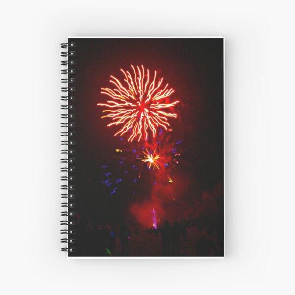 Whizz-bang Spiral Notebook