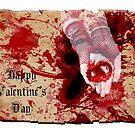 Happy Valentine by GothCardz