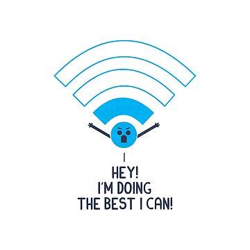 Angry Wifi by theodorezirinis
