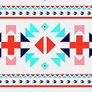 Navajo Geometry pattern by ShowMeMars