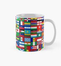 The World's Flags Mug