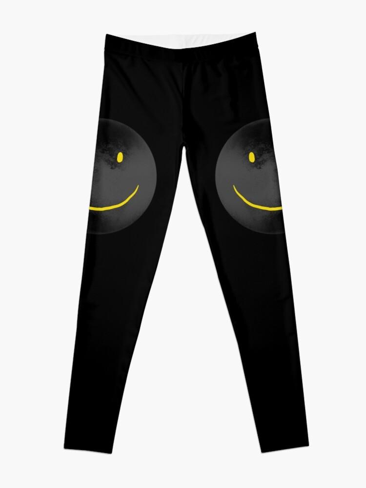 Alternate view of Make a Smile Leggings
