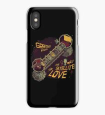 Mystery Science Theater 3000 (MST3K) iPhone Case