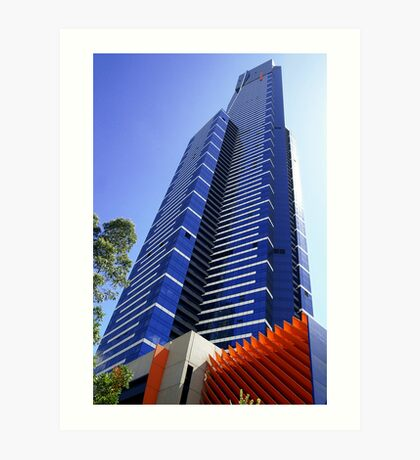 Eureka Tower, Melbourne, Australia Art Print