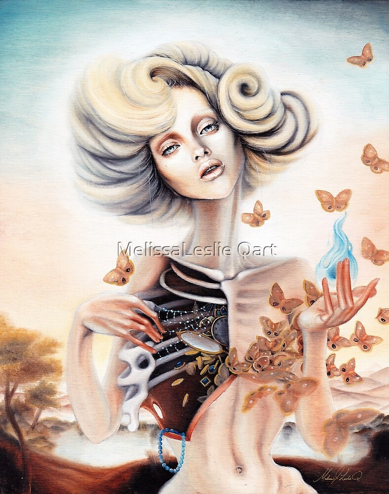 Earthly Goods by MelissaLeslie Qart