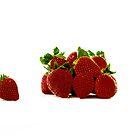 Strawberries by WalkingFish