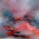 Coral Mountains Storm by angelo cerantola