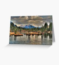 Rural vistas Greeting Card