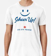Scheer Up!  Men's Premium T-Shirt