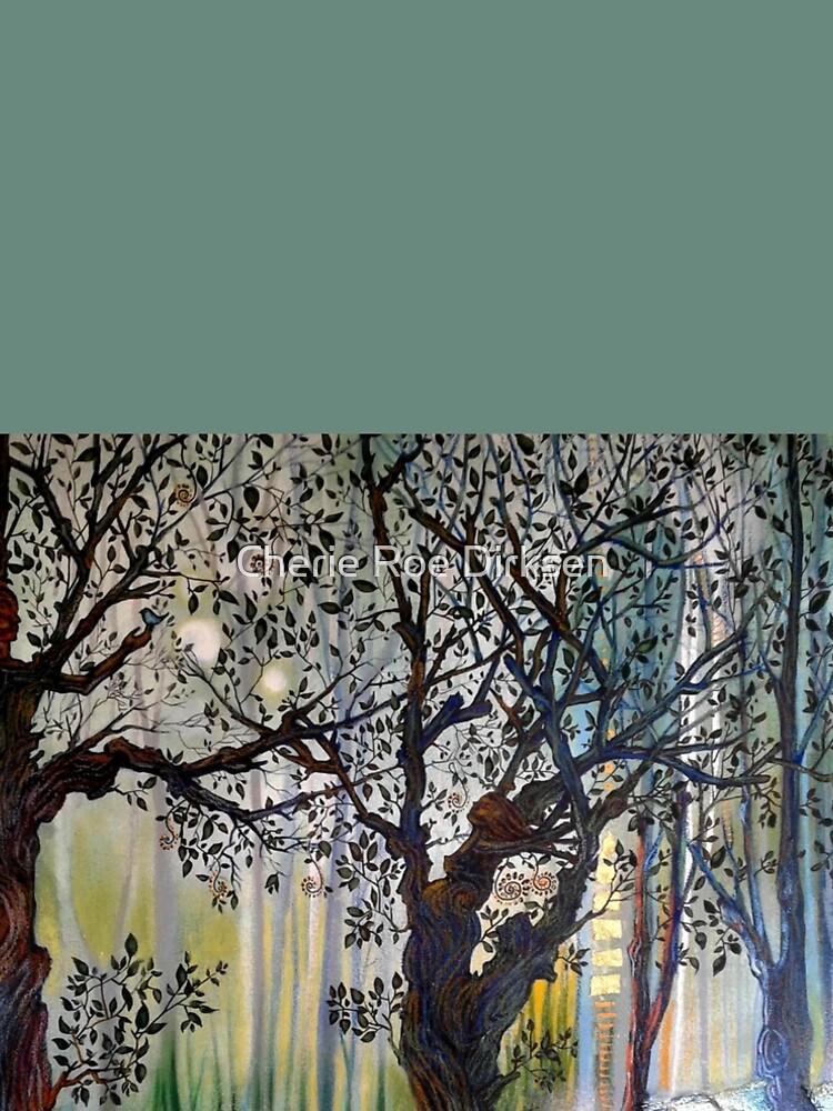 Proliferation (Tree of Life Series) by cheriedirksen