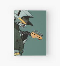 Cuaderno de tapa dura Guitarra FLCL
