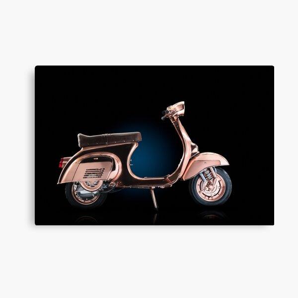 Primavera Vespa Scooter Canvas Print