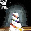 Loving How You Live by Jennifer Frederick
