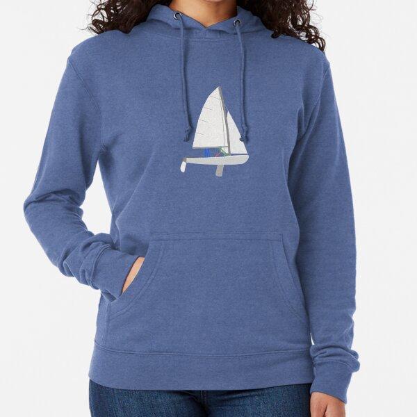 420 Sailboat Lightweight Hoodie