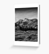 Harrison Stickle Greeting Card