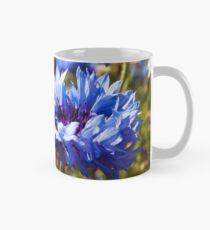 Blue petals Classic Mug