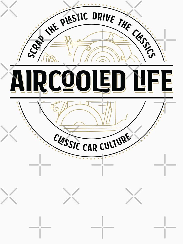 Scrap the plastic drive the classics - Aircooled Life - Classic Car Culture by Joemungus