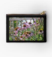 Echinacea flowers Zipper Pouch