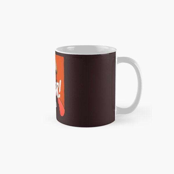 Tinder! by ABCD Classic Mug