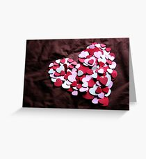 This One Goes Out To The One I Love... Greeting Card