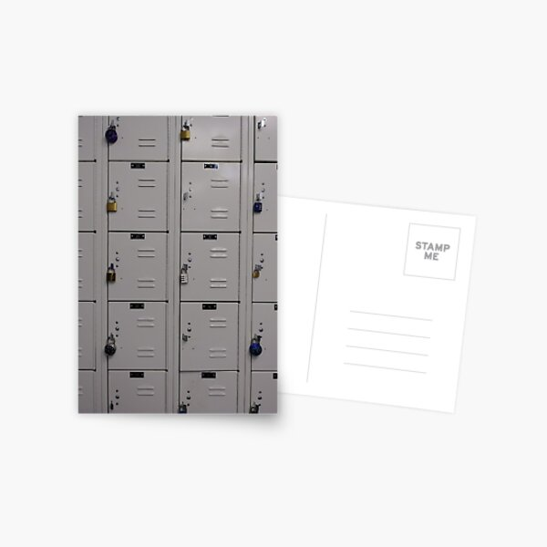 #cabinet, #rack, #mailbox, #security, #order, #food, #data, #drawer Postcard