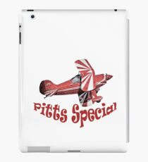 Vintage Pitts Special Shirt iPad Case/Skin
