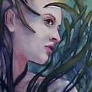 « La sirène » par Fabienne Monestier