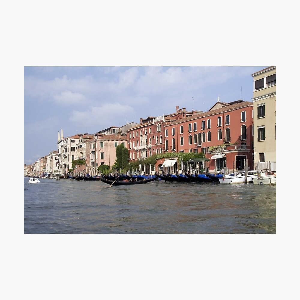The Grand Canal Photographic Print