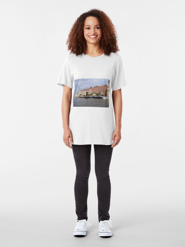 Alternate view of The Grand Canal Slim Fit T-Shirt