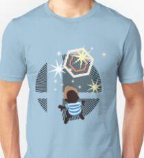 Lucas (Smash 4, Up Smash, Duster Outfit) - Sunset Shores Unisex T-Shirt