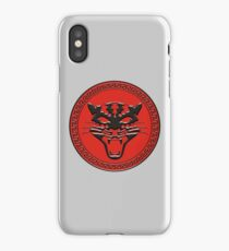 Leopard Army iPhone Case