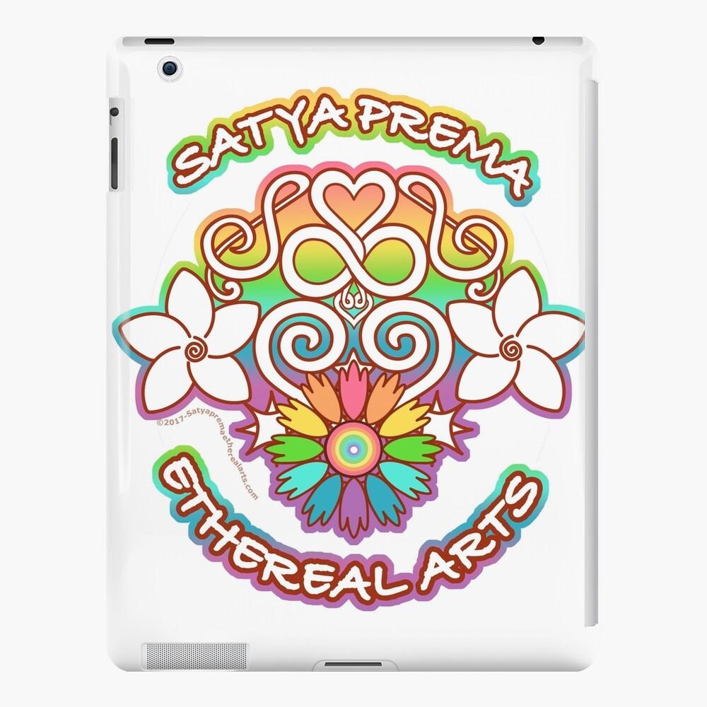 Satya Prema Ethereal Arts Emblem iPad Case & Skin