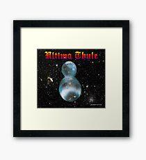 Ultima Thule Framed Print
