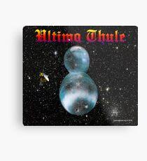 Ultima Thule Metal Print