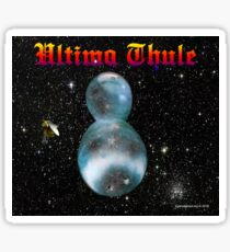 Ultima Thule Sticker