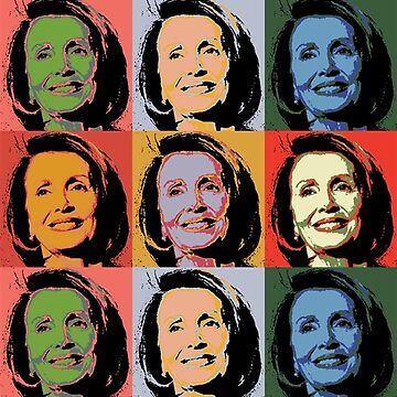 Madam Speaker - Pelosi Superstar by Thelittlelord