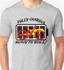 Fully Charged EMTB Tee Unisex T-Shirt
