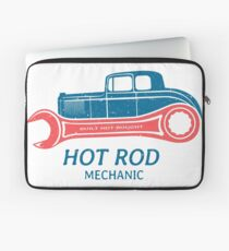 Hot Rod Mechanic Laptoptasche