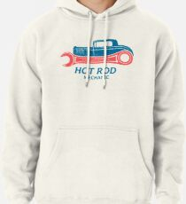 Hot Rod Mechanic Hoodie
