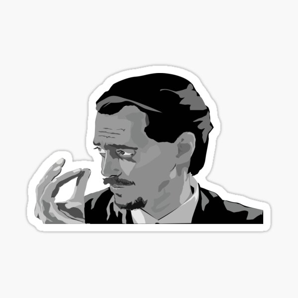 Mr Pink - Reservoir Dogs Sticker