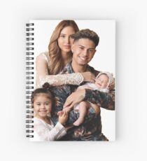 ACE Family Spiral Notebook
