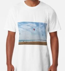 Kite surfers Long T-Shirt