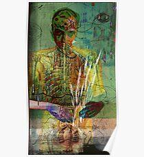 selfportrait in vanity all is vanity Poster